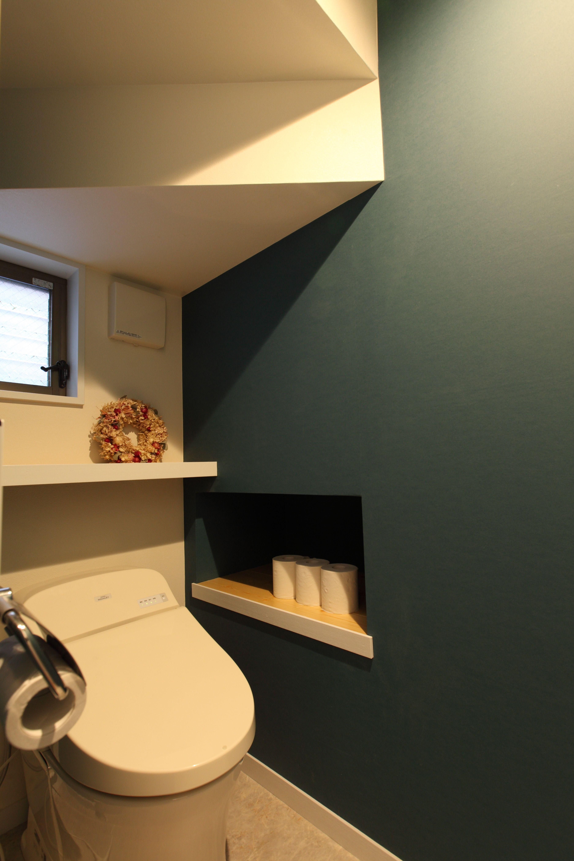 ミサワホームイングデザインリフォーム 戸建のトイレのリフォーム