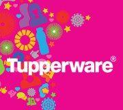 Tupperware logo Tupperware, Produtos tupperware e Decoração