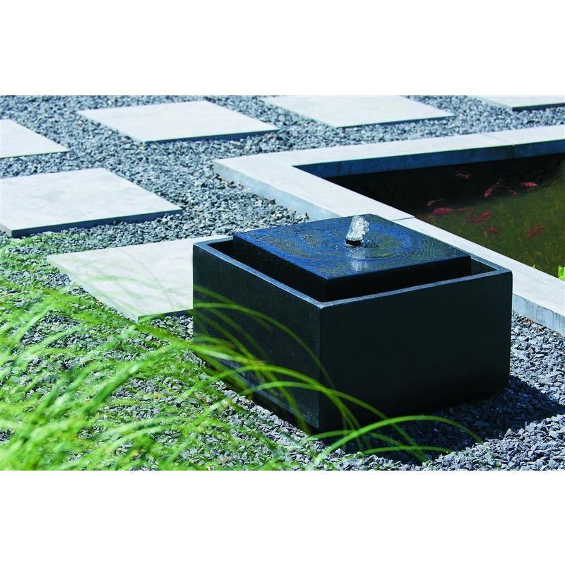 Fontaine De Jardin In 2019 Decorative Boxes Garden Outdoor Storage