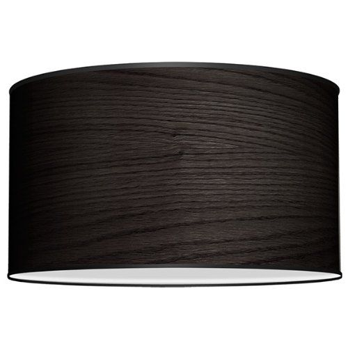 Seascape lamps drum lamp shade veneer ebony seascape lamps i wonder if i could diy