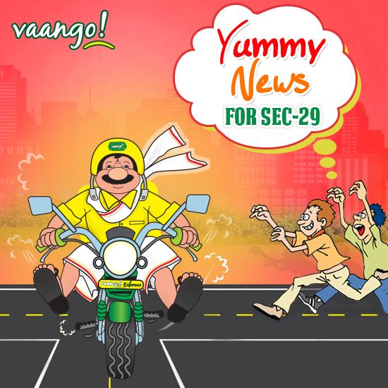 Hungry? Lazy? Worry Not!  Vaango, Now Open at Sec-29, Gurgaon.  Now relish piping hot & tasty South Indian food relaxing at home. It's time to say your hunger cravings goodbye!   #NoMoreHunger #lazy #sec29 #yummy #Vaango #southindianfood
