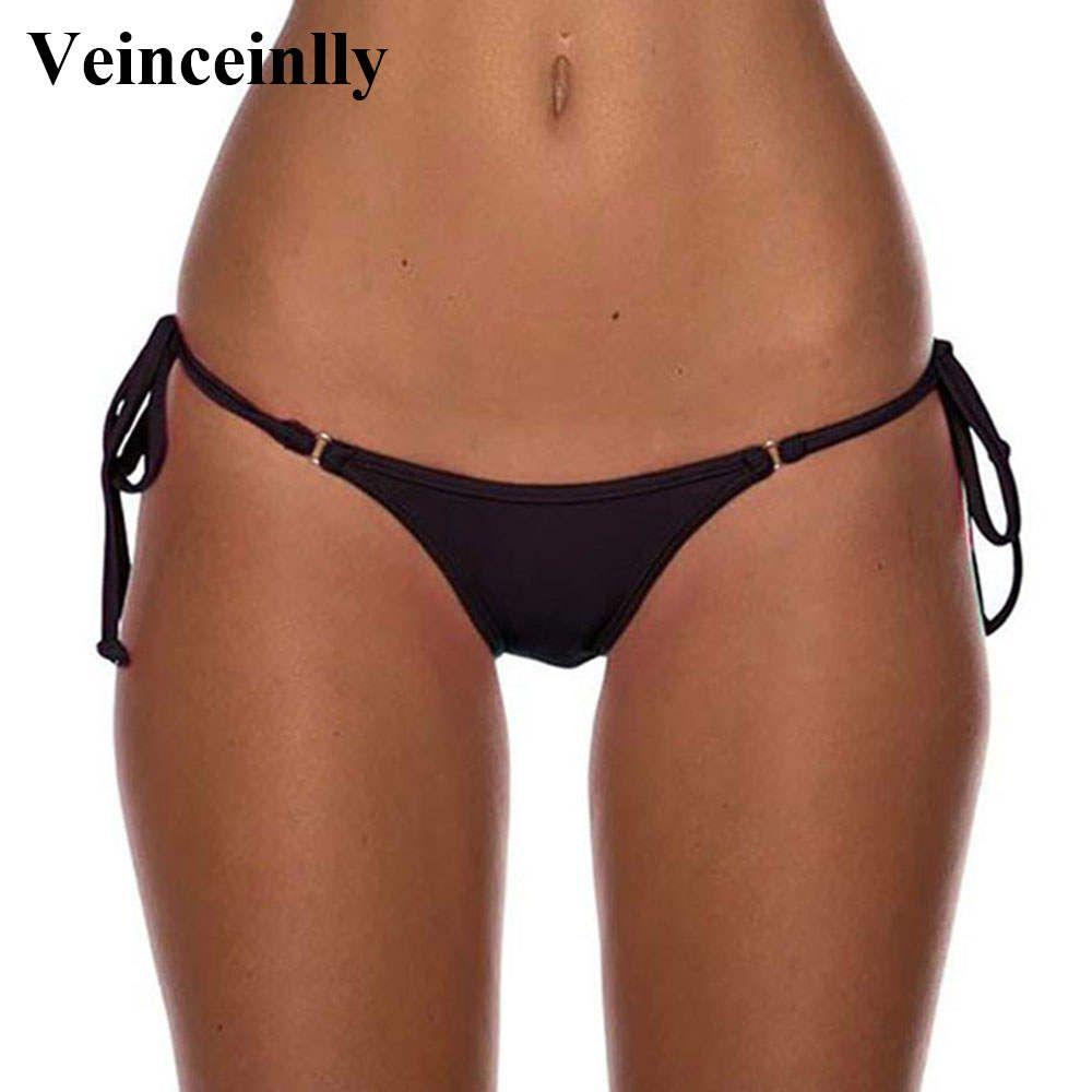 878706a177a88 Aliexpress.com   Buy 2017 New Female Swimwear women sexy Brazilian Tanga  brasil brasileino mini micro Bikini Bottom Thong underwear panties brief  Y08 from ...
