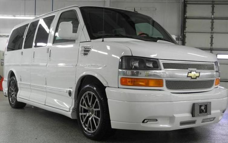 2011 2014 Chevrolet Express And Gmc Savana Under Recall Gmc