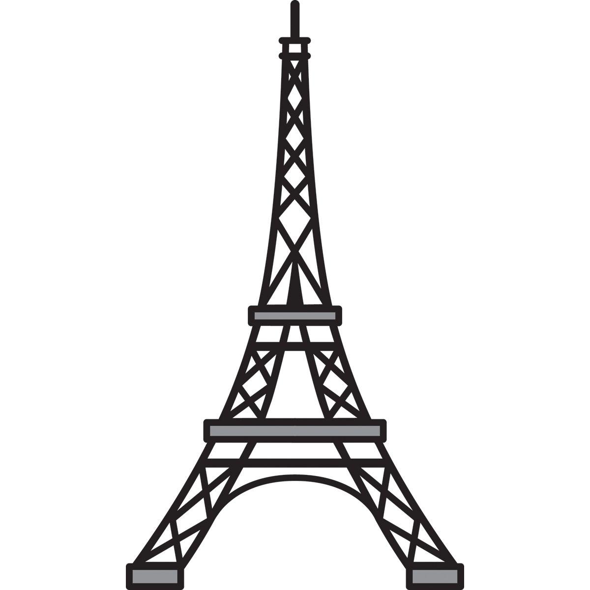 Marianne Designs Craftable Eiffel Towermarianne