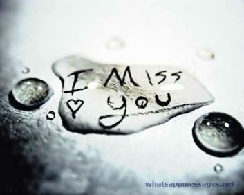 I miss you images picture Whatsapp DP Whatsapp Messages