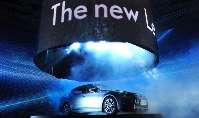 new car launches eventsThe New Lexus LS Launch Event  Events  Pinterest  Lexus ls The
