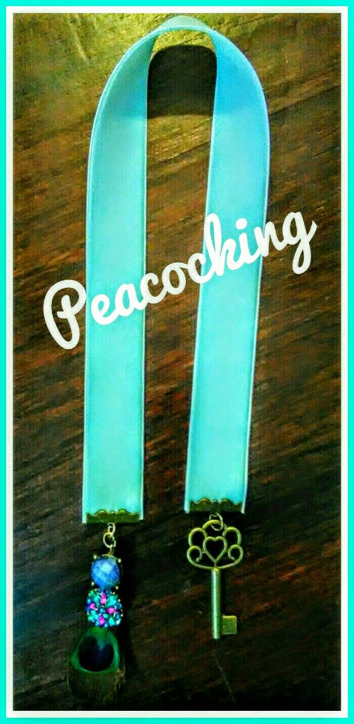 From the new Etsy store, Royal Remnants!  Check out the gorgeous bookmarks here @Etsy http://etsy.me/2kFko99