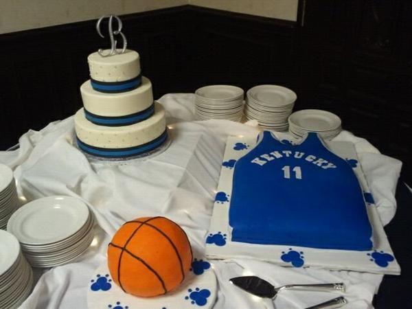 My second cake haha