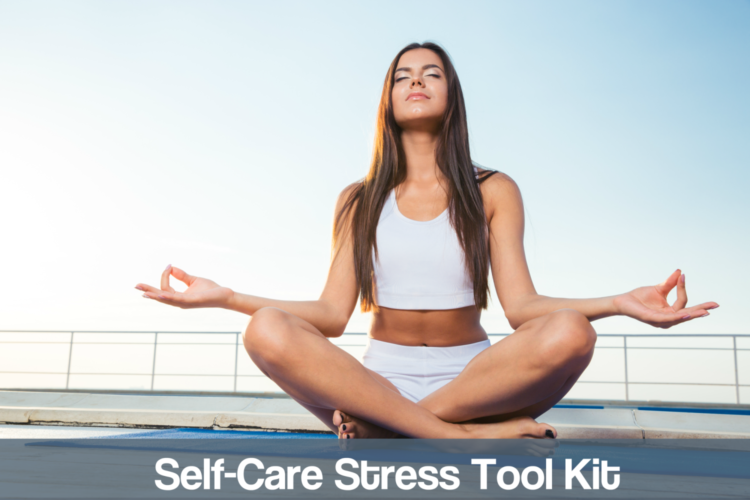 Ninja stress busting tips and tools to help you master your stress and  get back in control. http://www.prnd2l.co/new-self-care-stress-tool-kit/