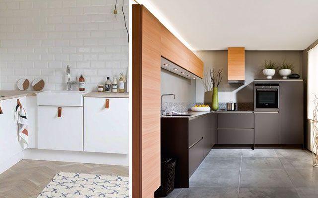 Decofilia Blog Distribución de cocinas en L Cocinas Pinterest