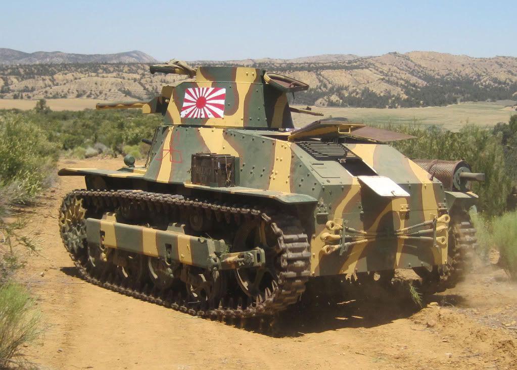 Ha Go.tank   WW2 JAPANESE   Pinterest - 151.5KB