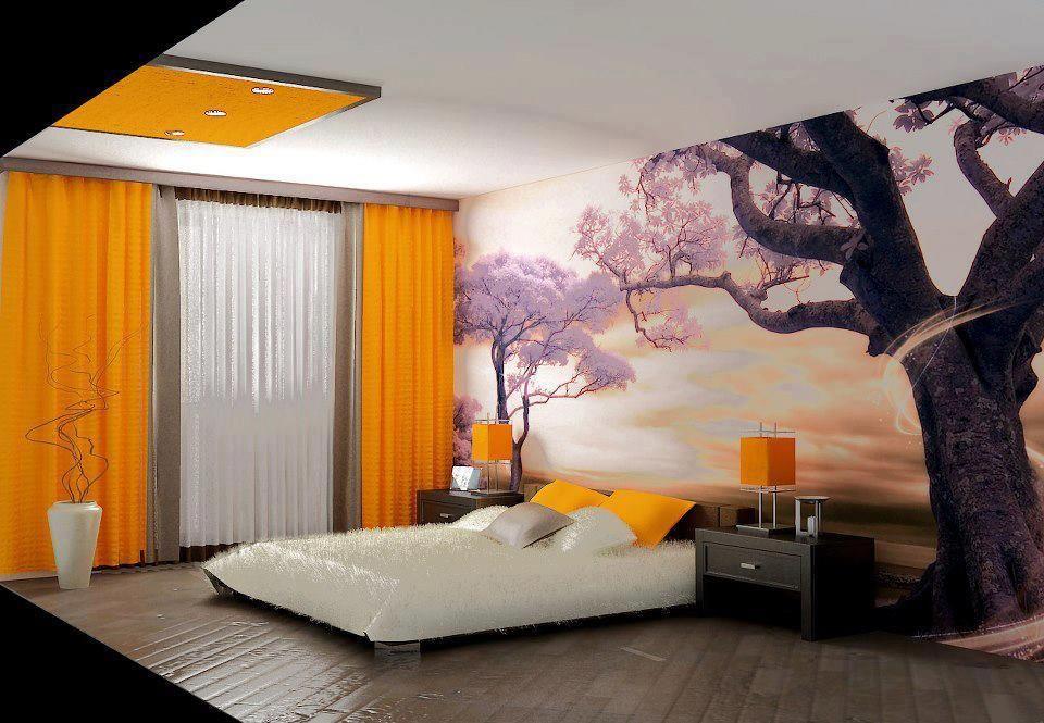 Ideen für Schlafzimmer Japanisches Schlafzimmer (mit