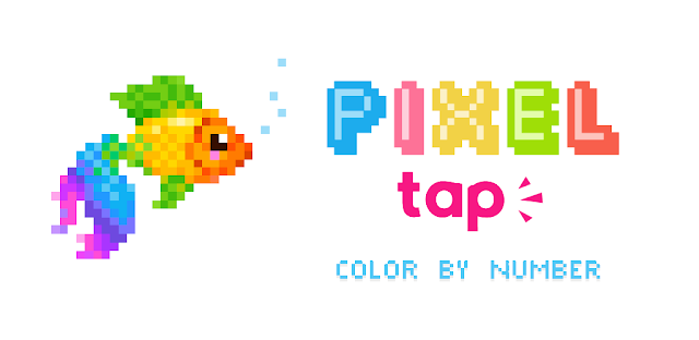 Free Game App Download ~ Pixel Tap: Color by Number | Game ...