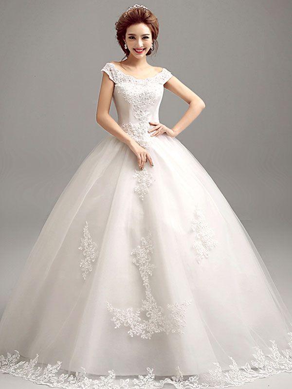 Bubble Bridal Gowns
