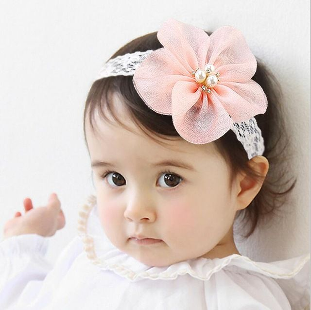 Image Result For Korean Cute Baby Pic Baby Girl Hair Accessories Kids Hairband Cute Babies