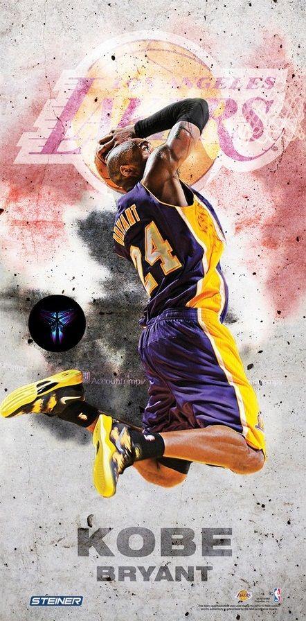 Kobe Bryant Kobe Bryant Kobe Bryant Poster Kobe Bryant Michael Jordan