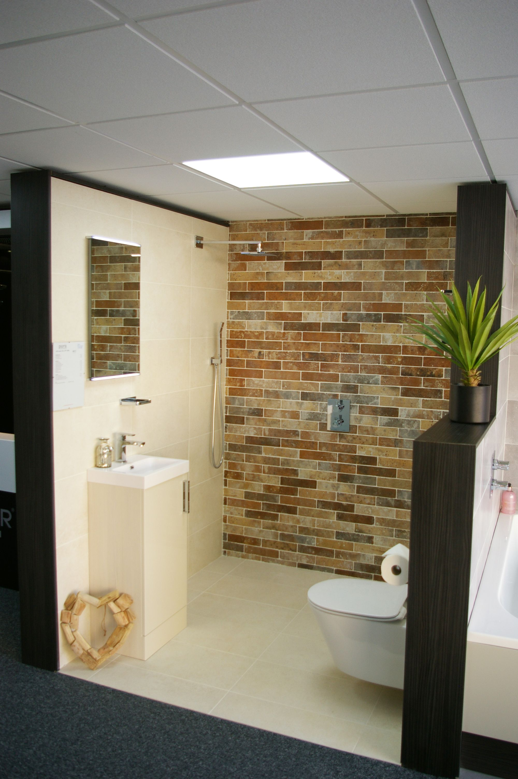 More extra hot news! Check out our displays in Ware Bathroom Centre ...