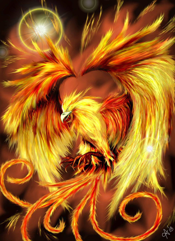 Phoenix rising from the ashes fantasy 2013 2014 for Huma bird tattoo