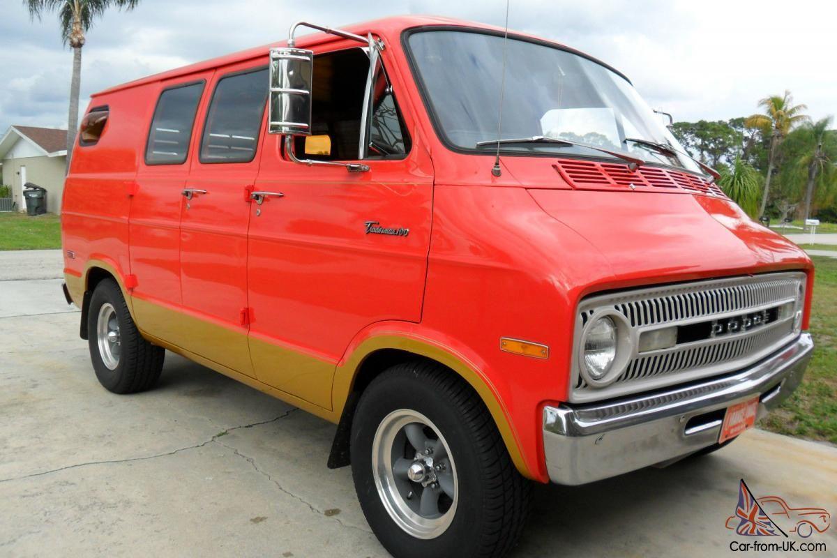 1972 Dodge B100  vk | VANNIN | Vans, Dodge van, Vehicles