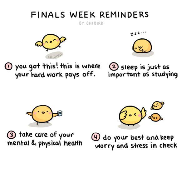 finals week reminders via sunygeneseotumblrcom exam wishes good luck good luck