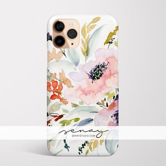 iPhone and Samsung smartphone case Juli Cell Phone Case