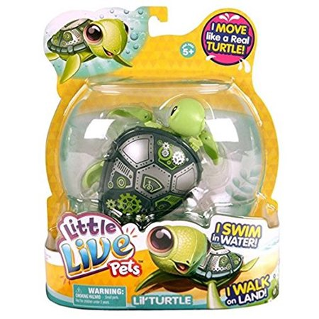 Toys Little Live Pets Pet Turtle Pets