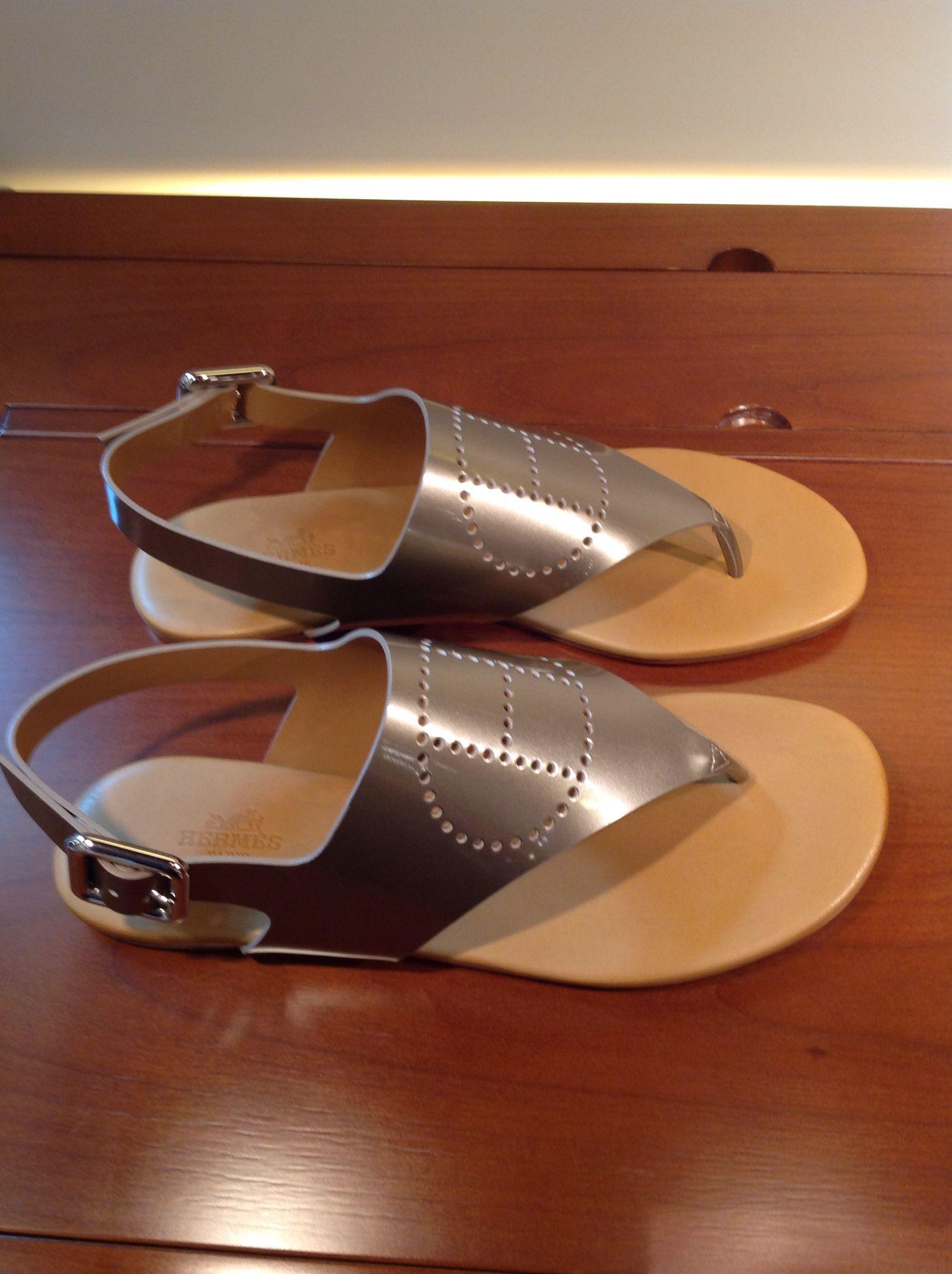 Hermes sandals dance shoes - Kola Hermes Sandals