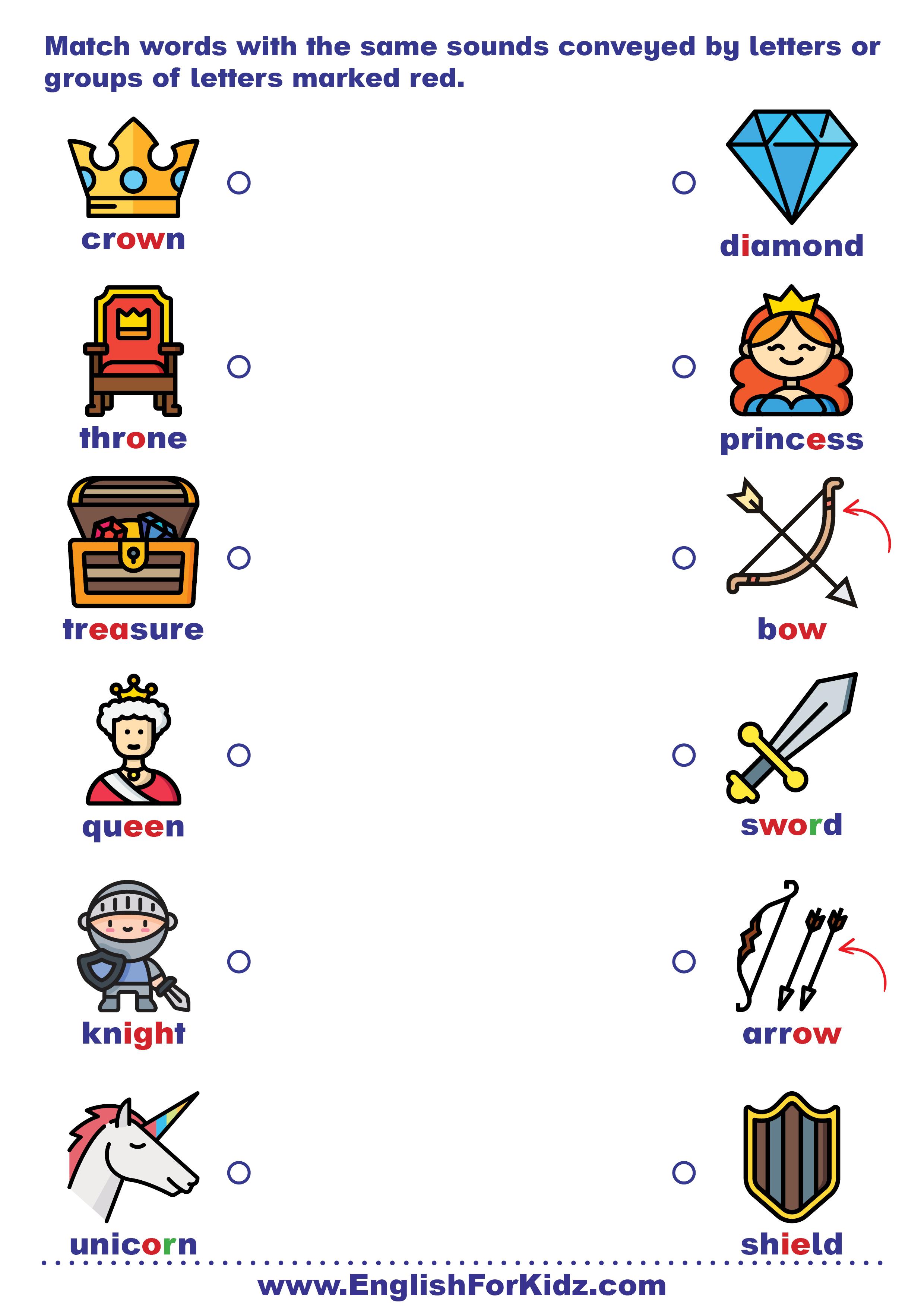 English Phonics Matching Worksheet Vowels English Phonics Phonics Matching Worksheets [ 3508 x 2480 Pixel ]