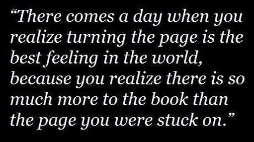 Turning the page makes a BIG Difference!