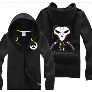 Overwatchs Soldier 76 Hazzo DVA Logo Winter Coat Hoodies anime keyring anime pendant anime necklace