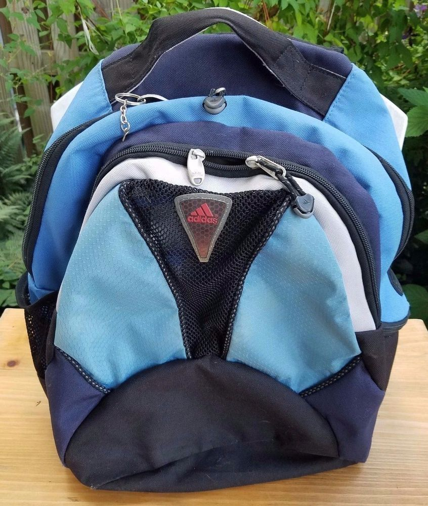 adidas backpack load spring
