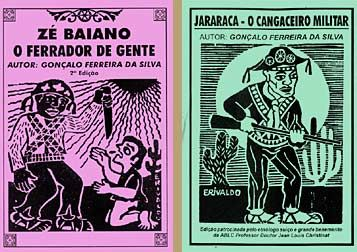 capa de #cordel - ze #baiano & #jararaca