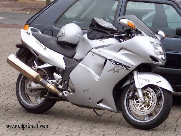 Top 10 Fastest Motor Bike In The World With Pictures Honda Cbr