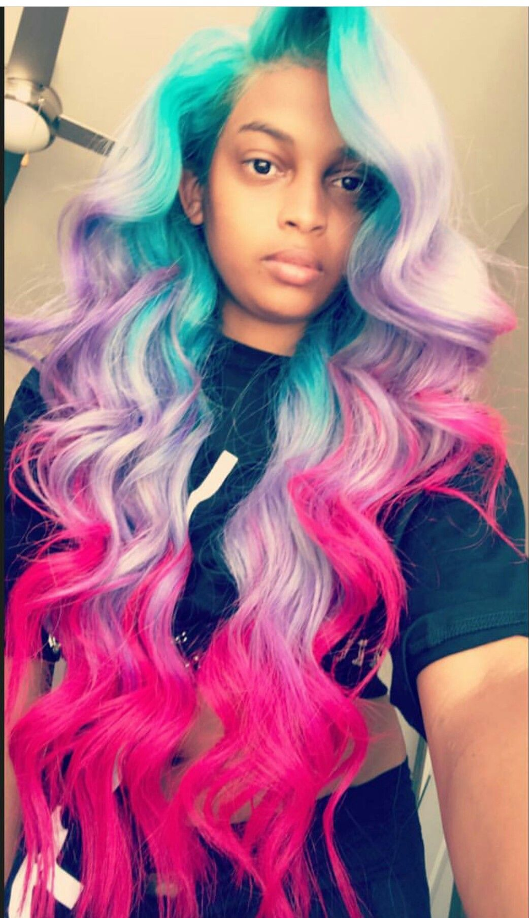 Pin by baby g on bomb hair pinterest hair coloring hair style
