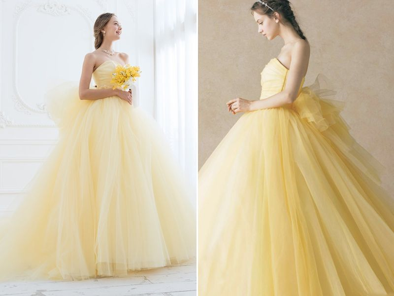 an array of sunshine 20 utterly romantic yellow reception gowns praise wedding gowns reception gown most beautiful wedding dresses