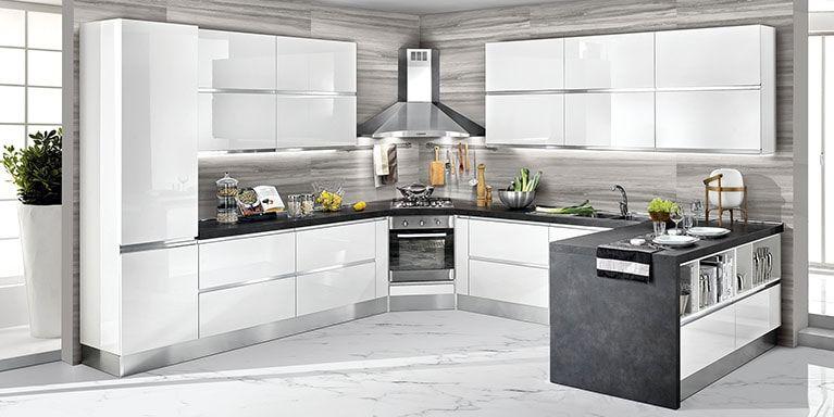 Cucine - Mondo Convenienza | Kuchyně | Kuchyně