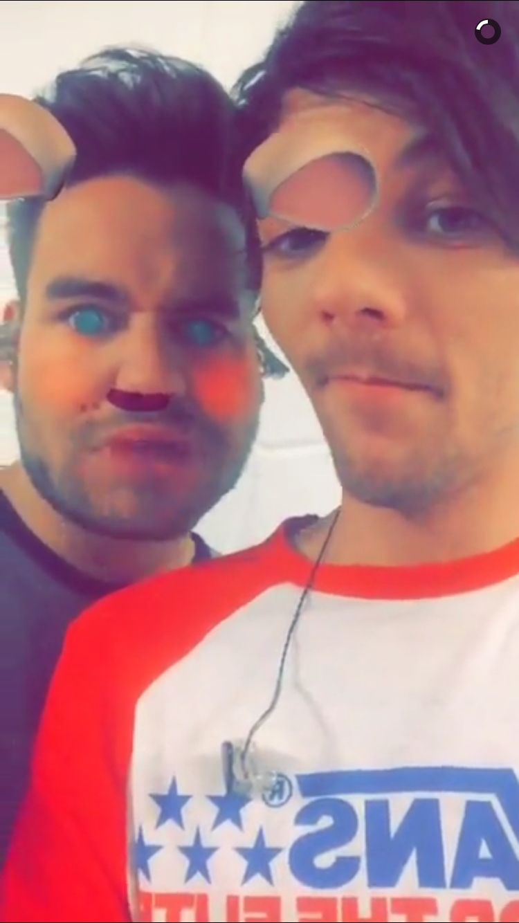 On One Direction's Snapchat