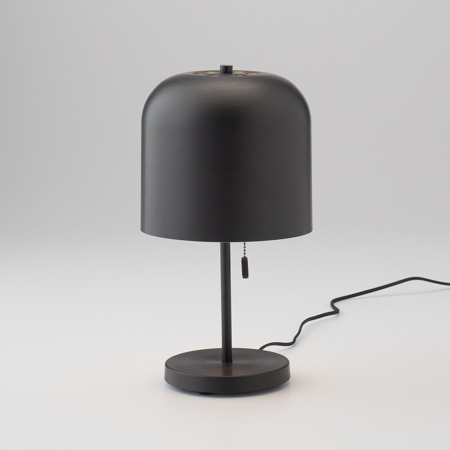 donna table lamp black anodized products black table lamps rh pinterest com