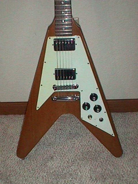 1975 Gibson Flying V's