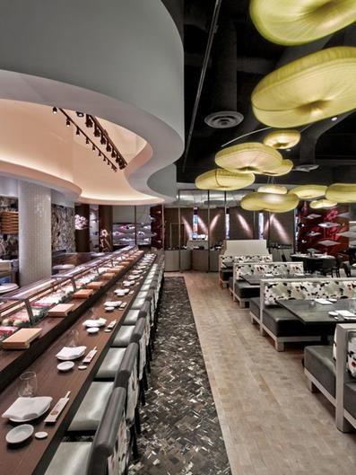50 Best Interior Design Projects By Rockwell Group Bar Design Awards Cafe Design Restaurant Design