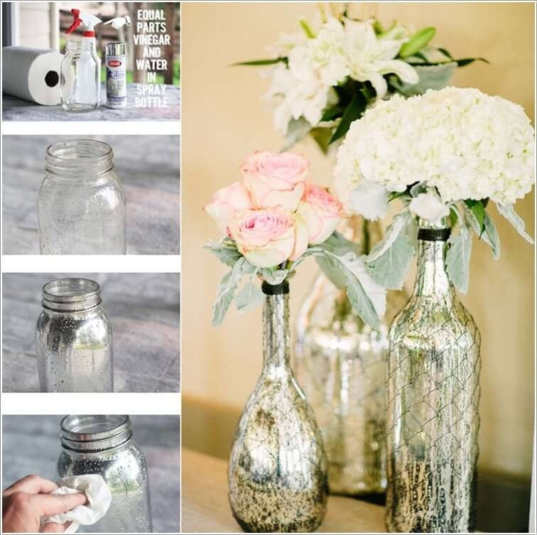 Cool Ways To Decorate Glass Bottles 40 Inspiration For Beautiful Gorgeous Ways To Decorate Glass Jars