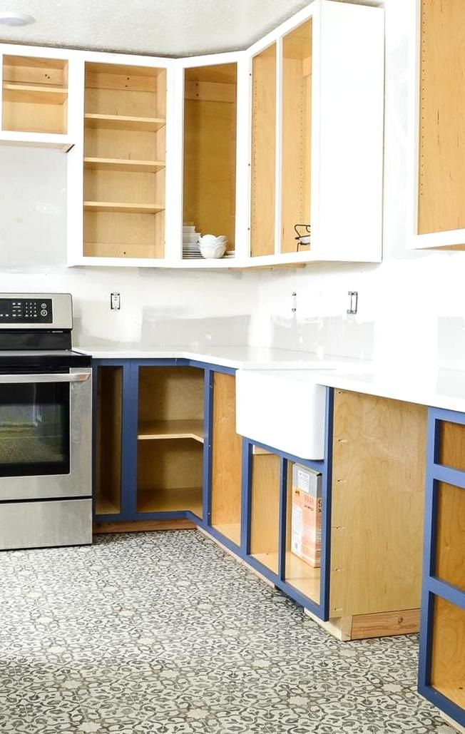 Build Your Own Dream Kitchen For A Fraction Of The Cost Of By Building Your Own Kitchen Ca In 2020 Diy Kitchen Cabinets Build Building A Kitchen Diy Kitchen Renovation