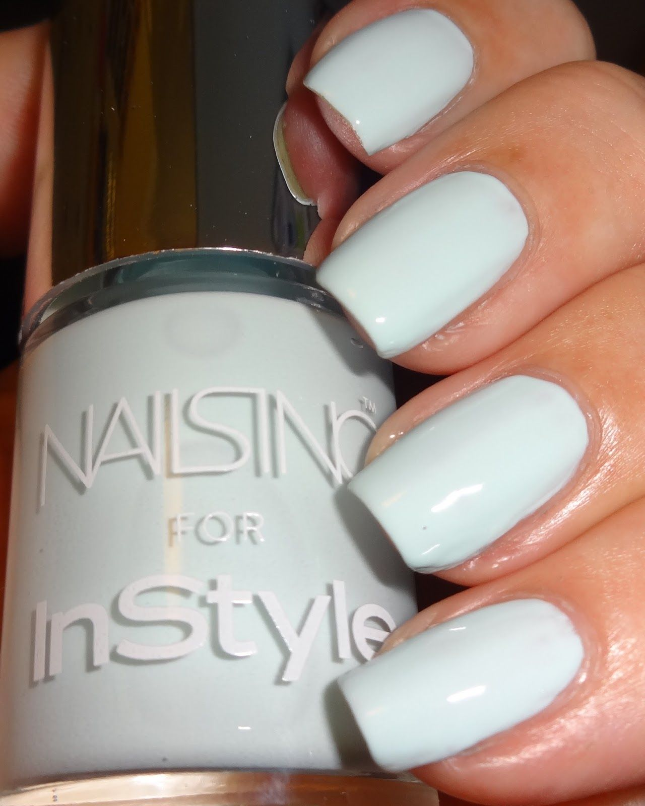 The Tide Is High - Nails Inc | the daily nail | Pinterest | InStyle ...