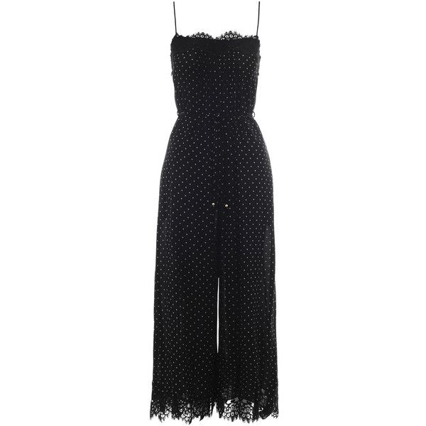 910637b449 ZIMMERMANN Lace Jumpsuit ( 385) ❤ liked on Polyvore featuring jumpsuits
