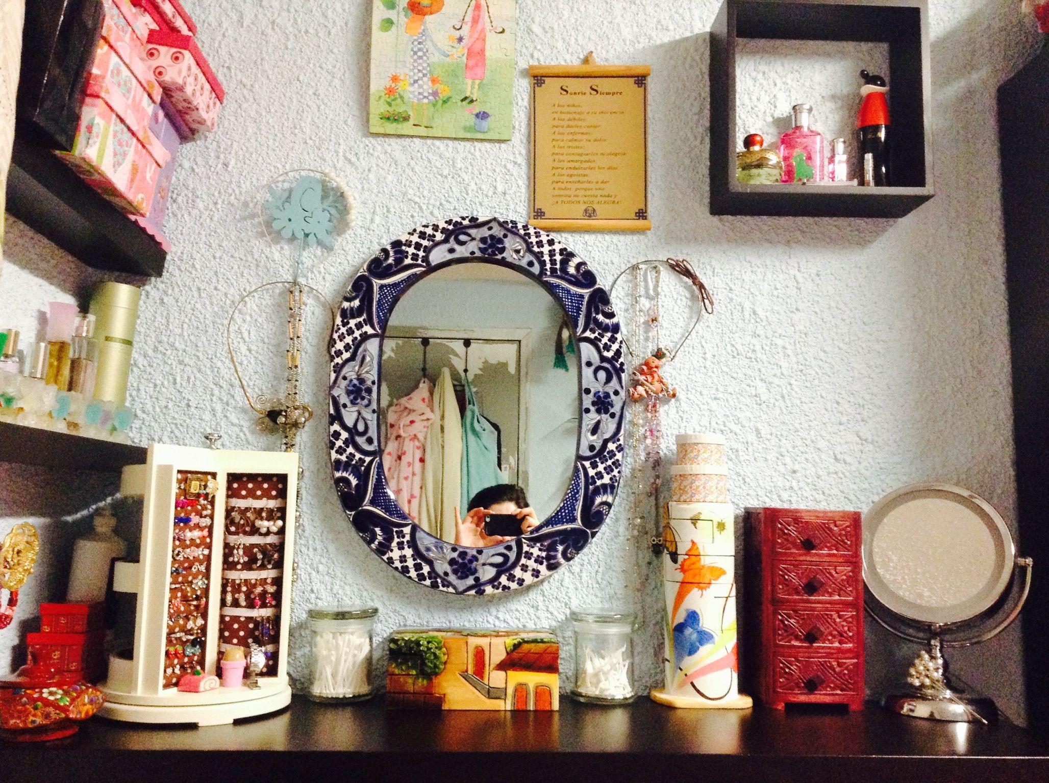 Espejo De Talavera Muebles Innovadores Pinterest Muebles
