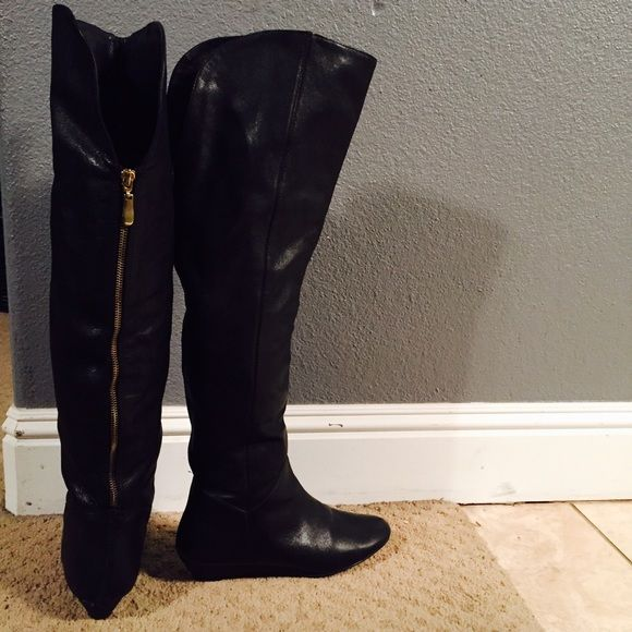 Steven By Steve Madden Intyre Knee High Boots | High boots, Knee ...