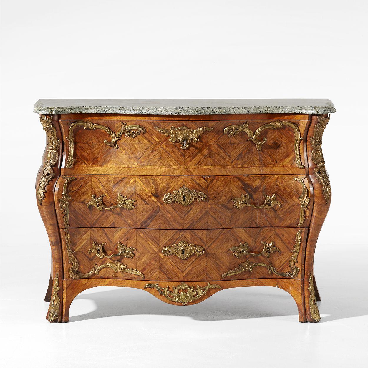byra rokoko av christian linning antike mobel barock stil europaisches mobel