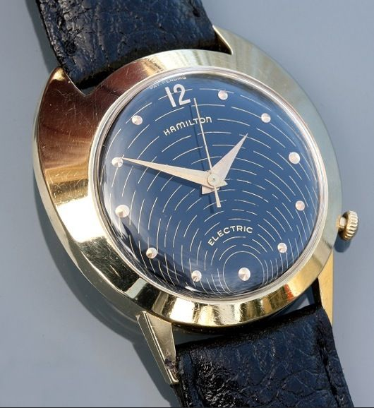 Hamilton Spectra Vintage Electric Watch