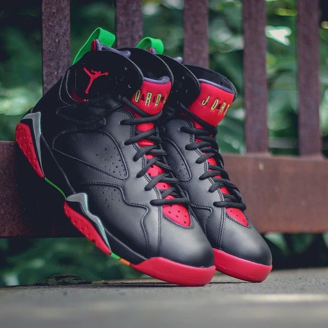 Air Jordan 7 Retro Marvin The Martian The Jumpman23 Brand