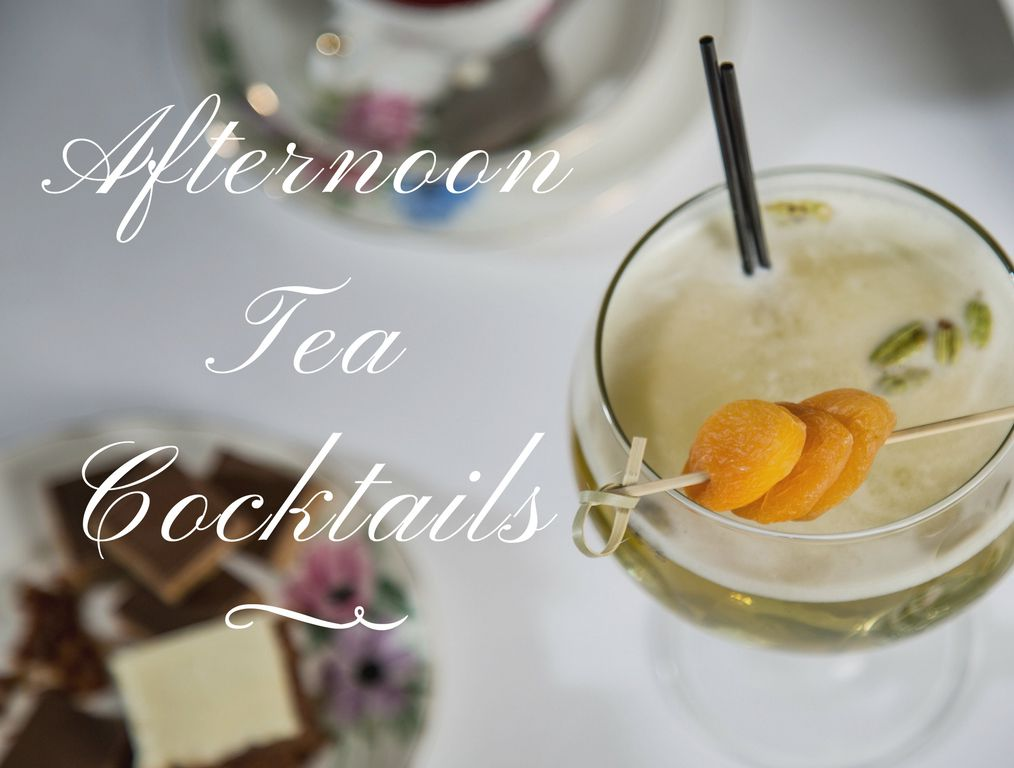 Afternoon Tea Cocktails